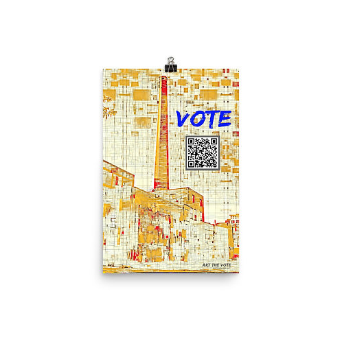 Vote Power (All Proceeds Fund Printing for Voter Registration and Turnout