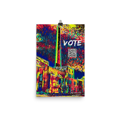 Vote Tracks (All Proceeds Fund Printing for Voter Registration and Turnou