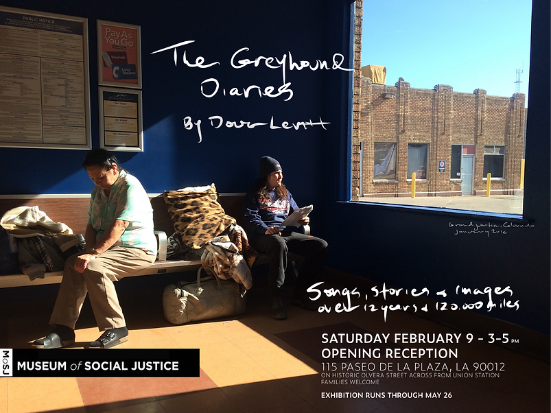 Museum of Social Justice presents The Gr