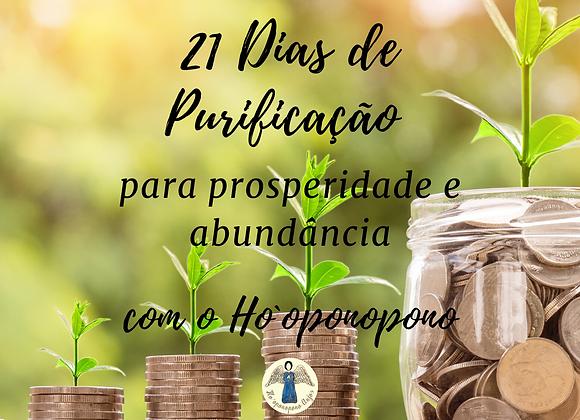 21 Dias de Purificação para Prosperidade e Abundância