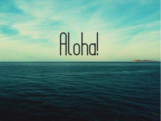 """Você sabe o significado da palavra """"Aloha""""?"""