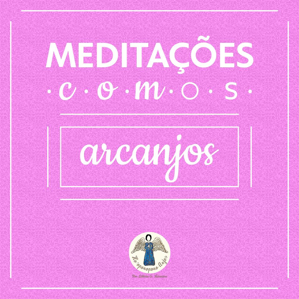 Meditações com os Arcanjos