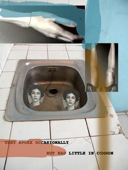Photo Collage Sink 2