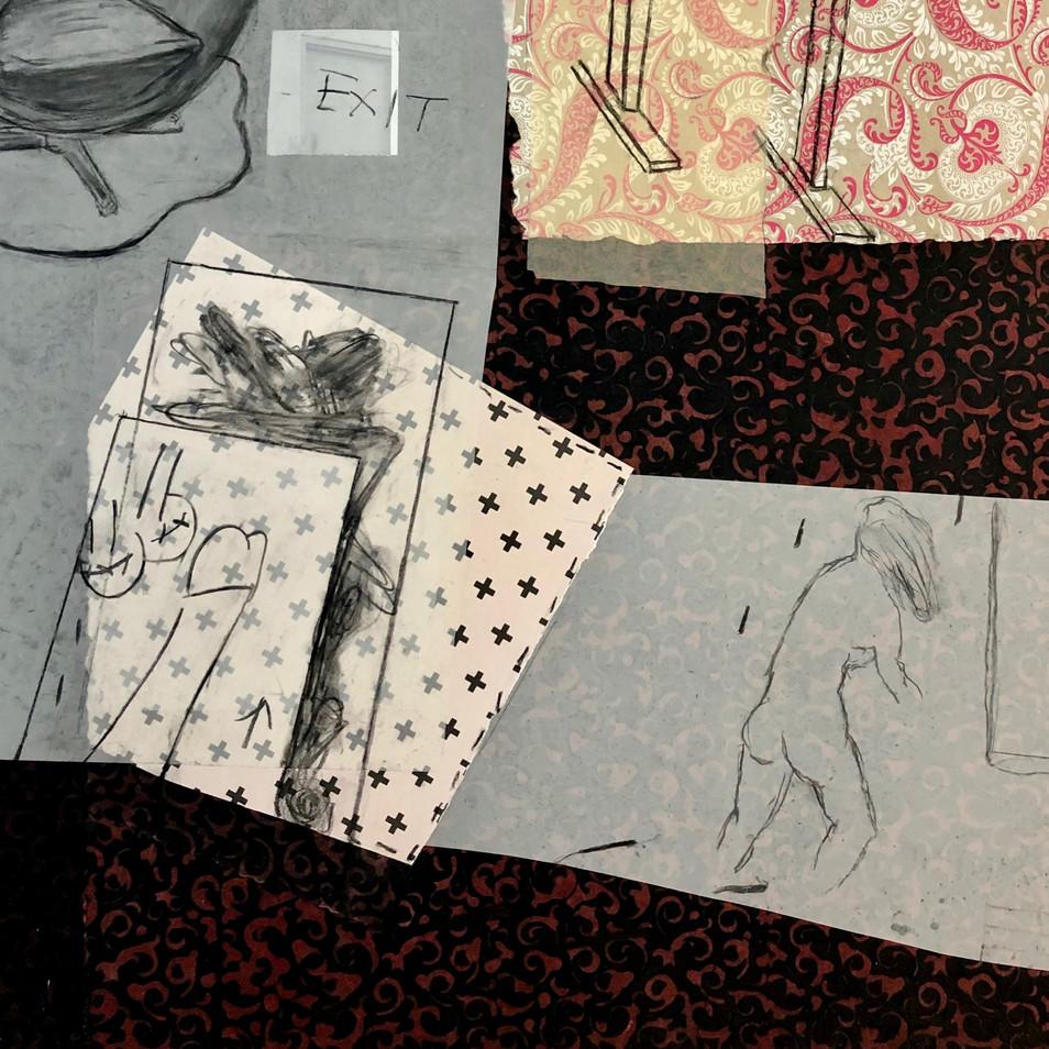 ARTISTS DRAW THEIR STUDIOS