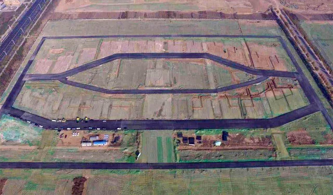 SDC China field