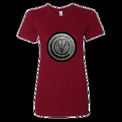 T-shirt femme-ajusté