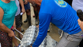 Typhoon Ulysses Relief Drive: 163,990 bottles of clean drinking water delivered