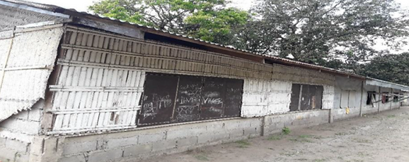 UNDER CONSTRUCTION: UNITED NATIONS WOMEN AETA SCHOOL