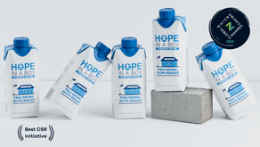 MSN Entertainment: Hope in a Box, Philippines' First Carton-Packed Water by Tetra Pak Bags 'Best CSR