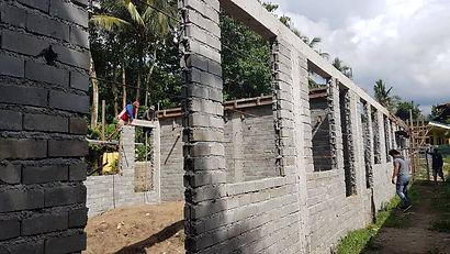 UNDER CONSTRUCTION: SUGOD ELEMENTARY SCHOOL