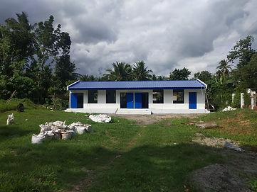 UNDER CONSTRUCTION:  POLOMOLOK ELEMENTARY SCHOOL