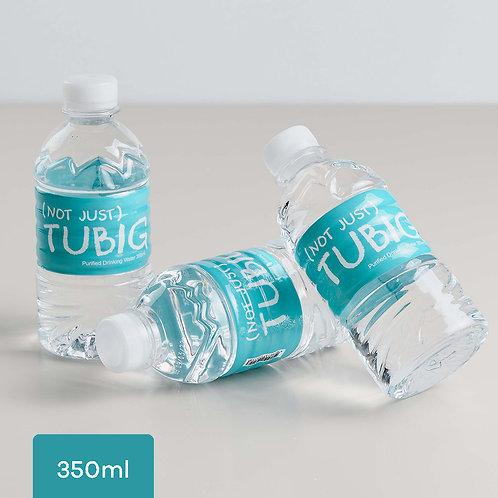 (Not Just) Tubig 350ml, 5 Cases (24 per case)