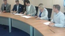 Ondertekening convenant Energieneutraal verbouwen Castricum