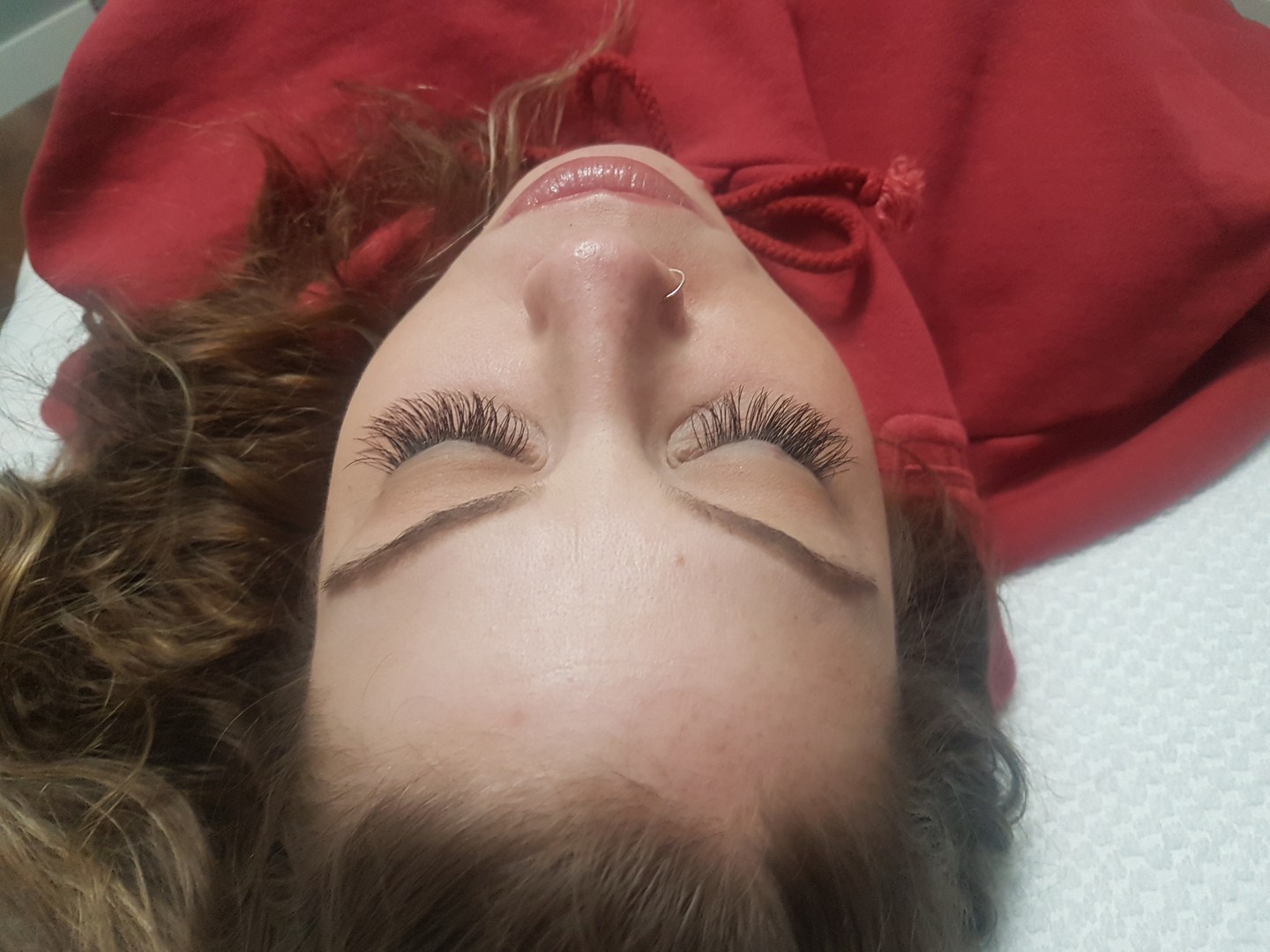 lashes for days