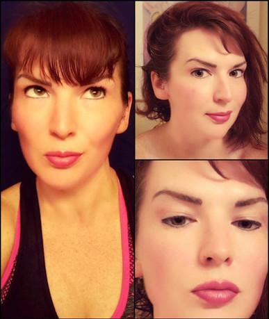 Permanent Makeup Full Face Transformation
