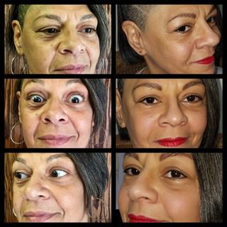 Powderfill Eyebrows