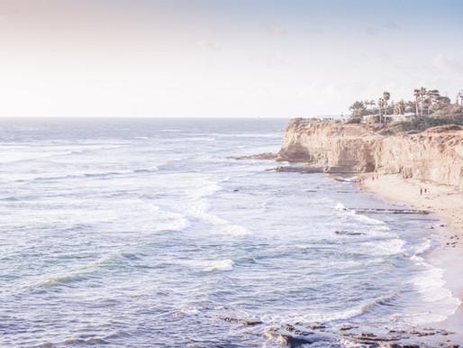 Sunset Cliffs (Cali part 4/4) // Travel