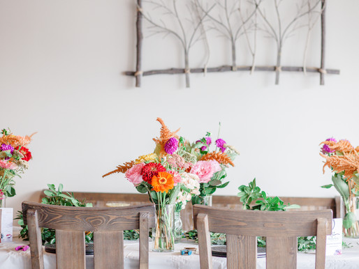 Crafted Stems Co. // Floral Workshop