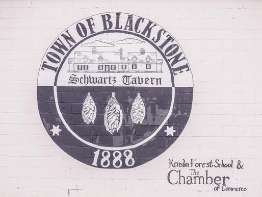 Blackstone, VA // Travel