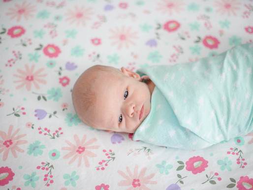Sophia // Newborn Lifestyle