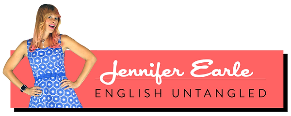 Jennifer Earle English Untangled