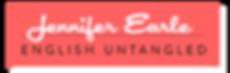 Jennifer Earle English Untangled