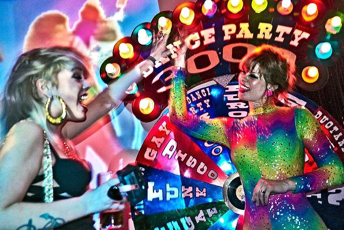 Jennifer Earle Dance Party 4000