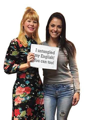 English Untangled testimonial