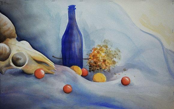 """""""Still-Life"""" Original Painting"""
