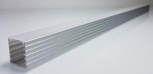 Small LED Strip Aluminum Profile