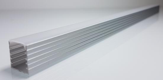 Small LED Strip Light Profile