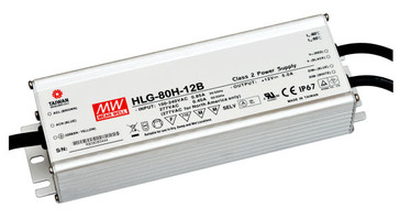 Mean Well HLG-80H Series LED Driver