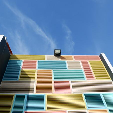 Arsitektur di Lahan Terbatas Nomaps Hostel Melaka