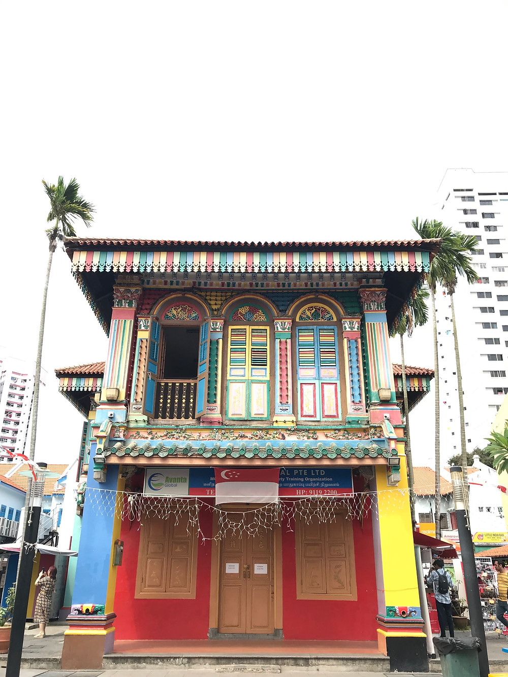 House of Tan Teng Niah (Pictures : Rayna Tours)