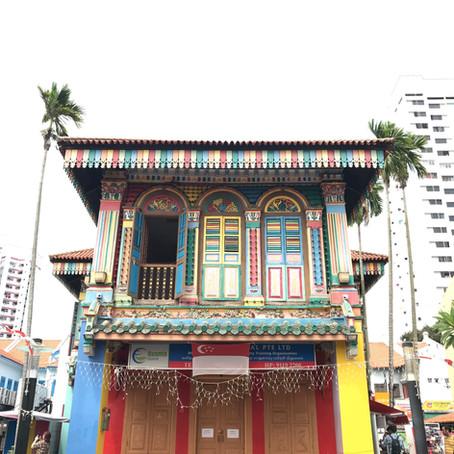 Warna Warni India di Rumah Tan Teng Niah