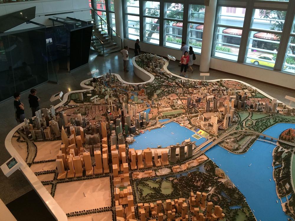 URA Singapure (Pict : K+AD Firma Arsitektur)
