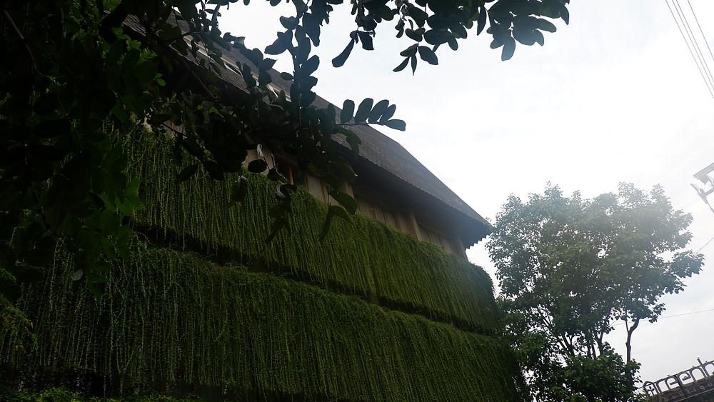 Fasad Greenhost Boutique Hotel (Image : K+AD Firma Arsitektur)