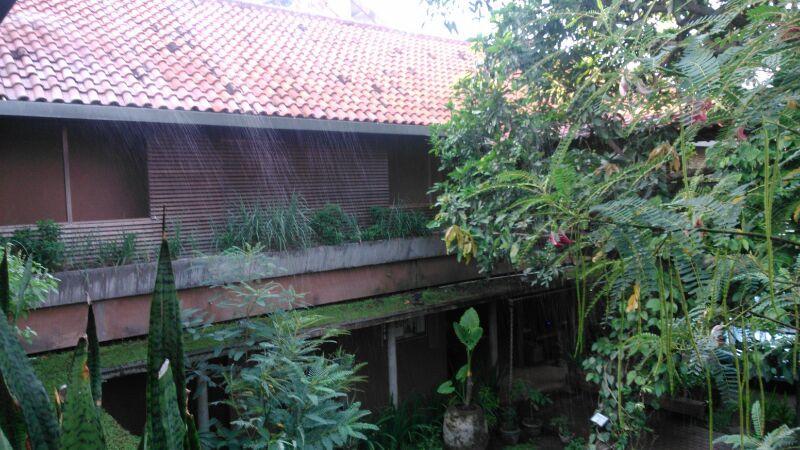 'Embun Palsu' di Rumah Turi (Image : K+AD Firma Arsitektur)