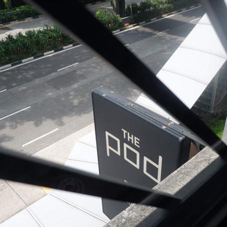 The Pod, Hotel Backpacker di Lahan Terbatas Tanpa Membatasi Dimensi Ruang dan Manusia