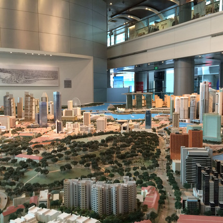 Ada apa di URA Singapura?