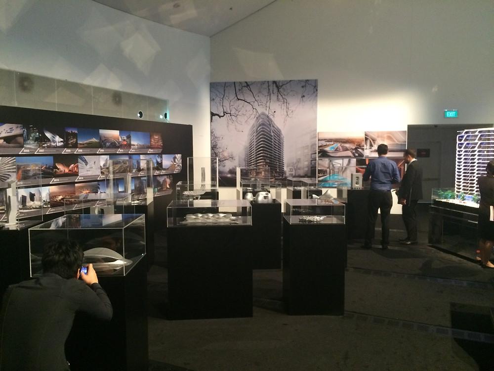 ZHA Reimagining Architecture (Pict : K+AD Firma Ars)