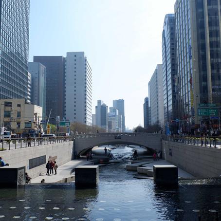 Cheonggyecheon Stream, Sungai Kota yang Pernah Terabaikan