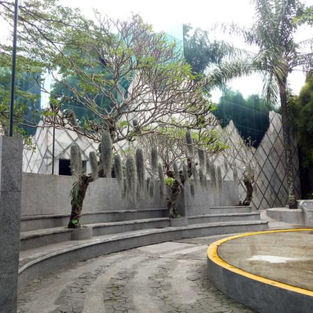 KAD bicara NuArt Sculpture Park