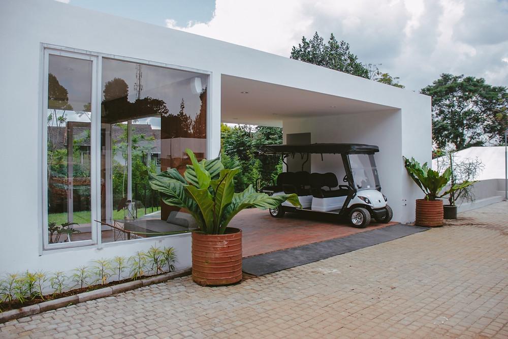 Lobby Hotel Blackbird. (Picture : www.majagroup.co.id )