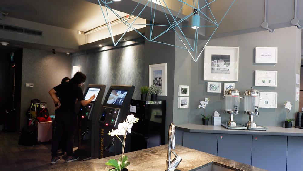 Lobby The Pod (Pict : K+AD Firma Arsitektur)