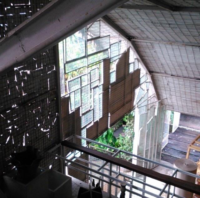 Interior Rumah Rempah Karya (Image: K+AD Firma Arsitektur)