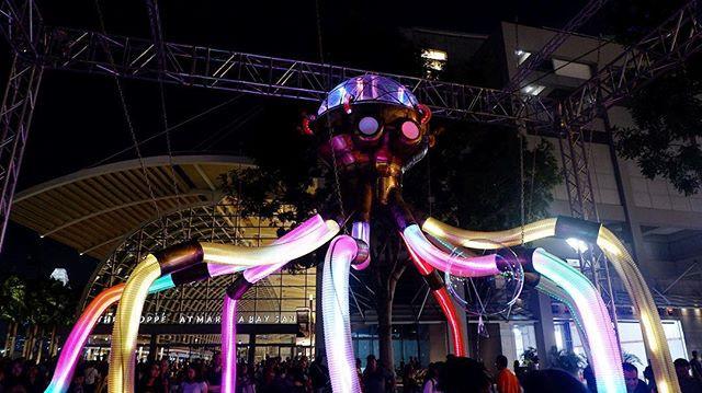 Octopoda. Pict by K+AD Firma Arsitektur