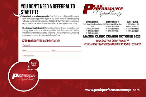 PeakPerformance_Catch Up On Recovery_Pos