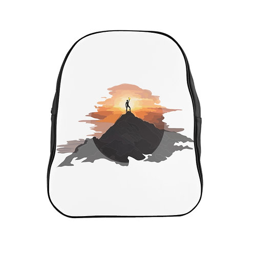 Kettlebell mountain School Backpack