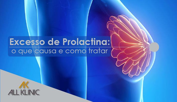 excesso de prolactina